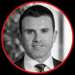 Tony Ristevski Webjet CFO